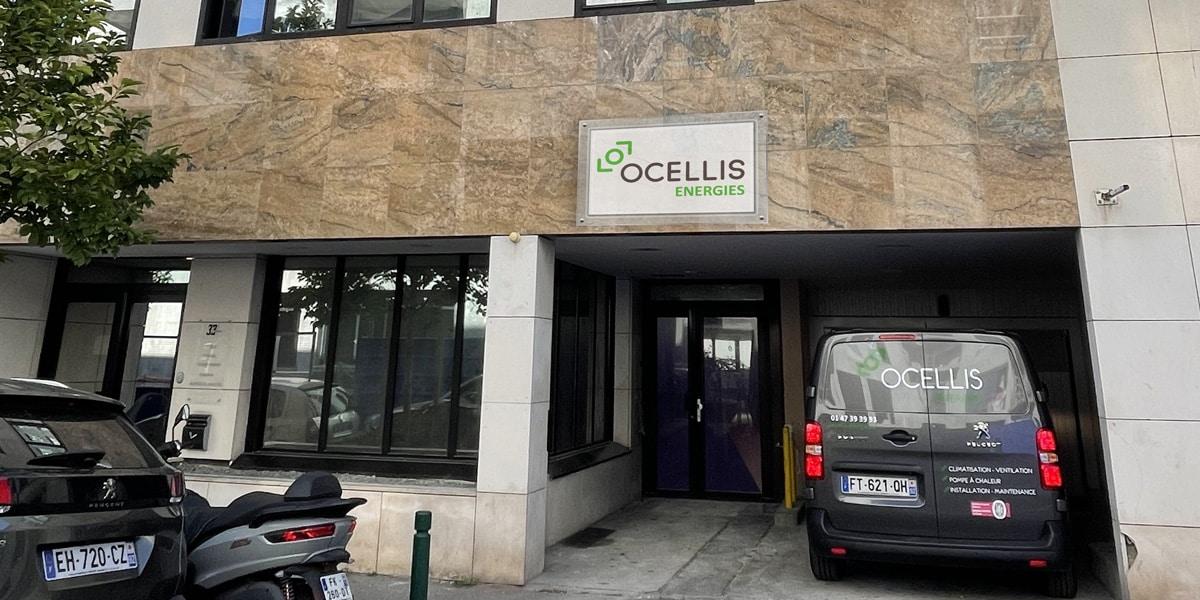 Ocellis Energies   Entreprise Suresnes 92