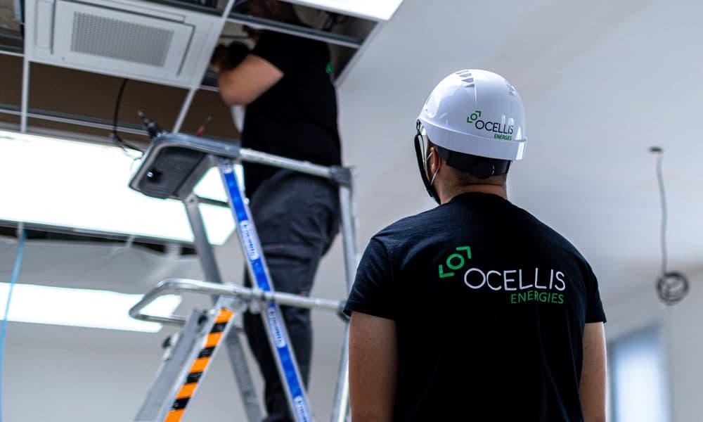 Ocellis Energies | Expert en Génie climatique
